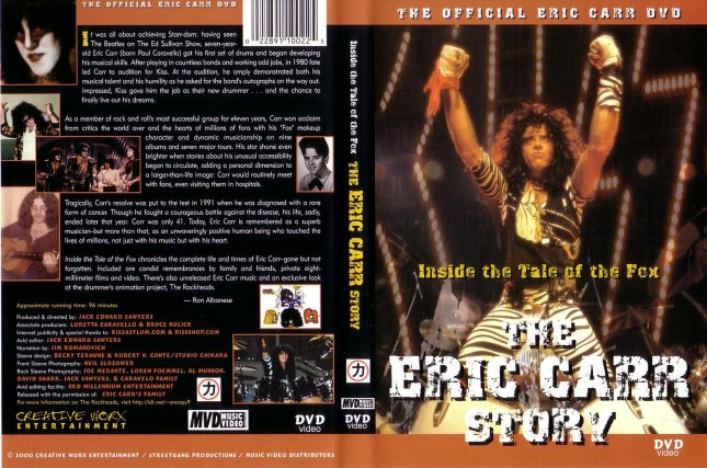 Eric Carr - 2000 - Inside The Tale Of The Fox