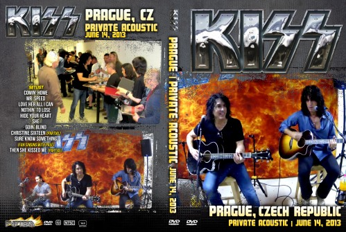 prague, czech - private set acoustic 14062013