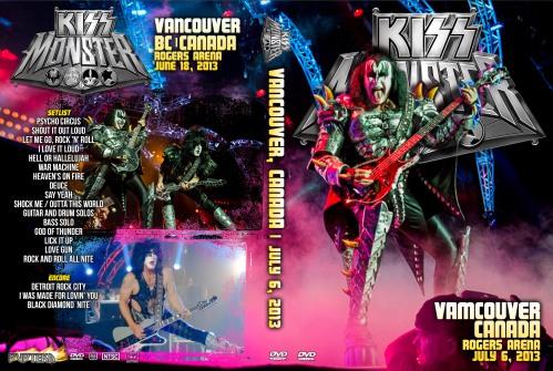 Vancouver, canada - 06-07-2013