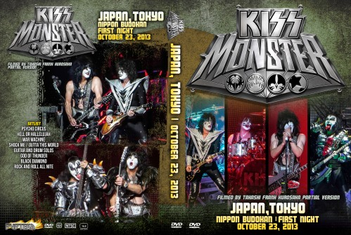 Budokan Japan 23-10-2013