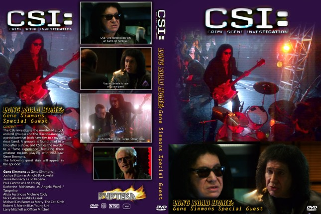 csi-long road home gene simmons