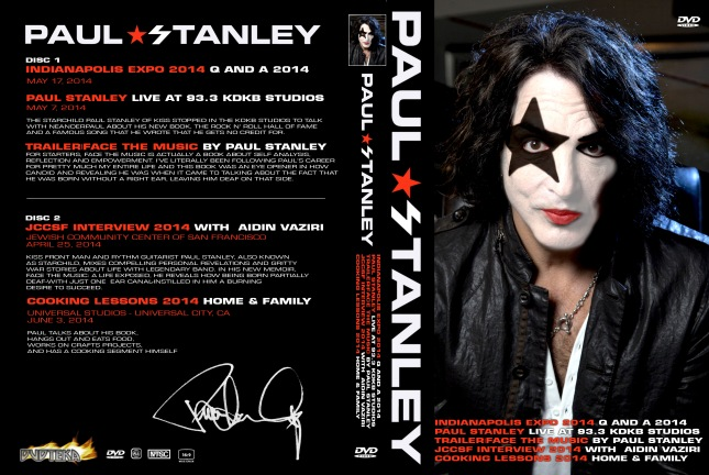 paulstanley-special 2014 2 discs