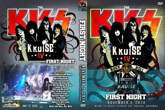 KRUISE IV-firstnight 02-11-2014