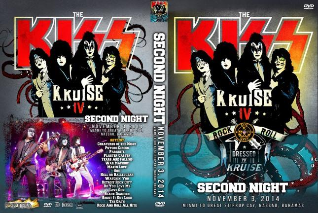 KRUISE IV-secondnight 03-11-2014