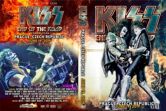 DVDTeKa   Bootlegs de Kiss