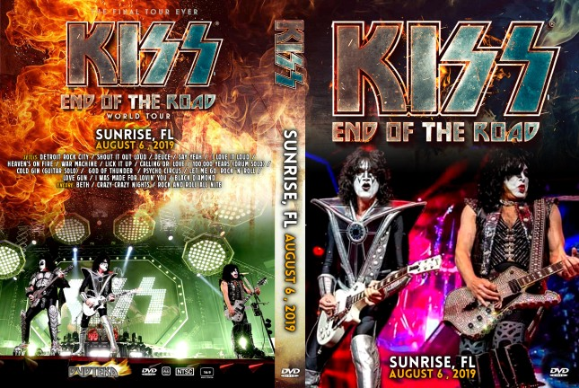 DVDTeKa | Bootlegs de Kiss